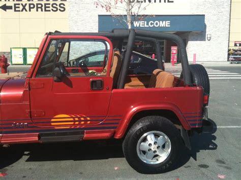 jeep islander yj 92 jeep yj islander maple bay cowichan