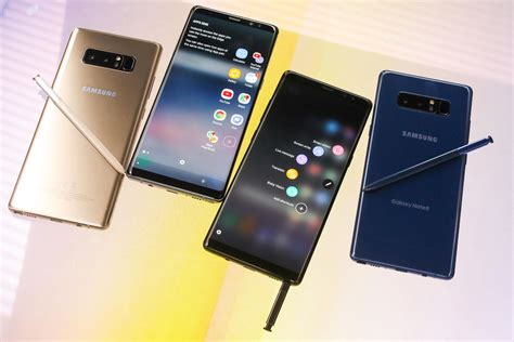 galaxy note 8 launch everything you need to cnet