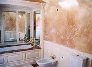 Faux Painting Ideas For Bathroom by Marble Effect Faux Painting Oklahoma City Professional