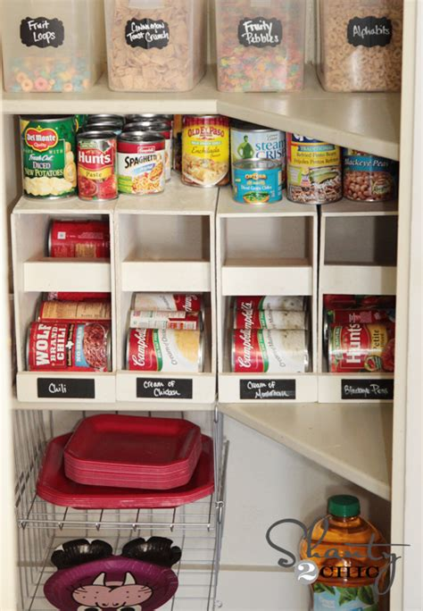 Kitchen Storage For Canned Goods by Kitchen Organization Stackable Canned Food Organizers