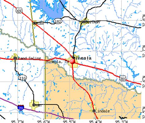 map of mineola texas mogpa radio listen keywordslandingcom invitations ideas
