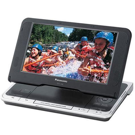 ls that run on batteries panasonic dvd ls855 8 5 quot portable dvd cd player dvd ls855