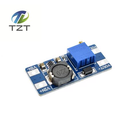Dc Dc Step Up Power 2a Module Mt3608 Power Booster Dc To Dc mt3608 2a max dc dc step up power module booster power