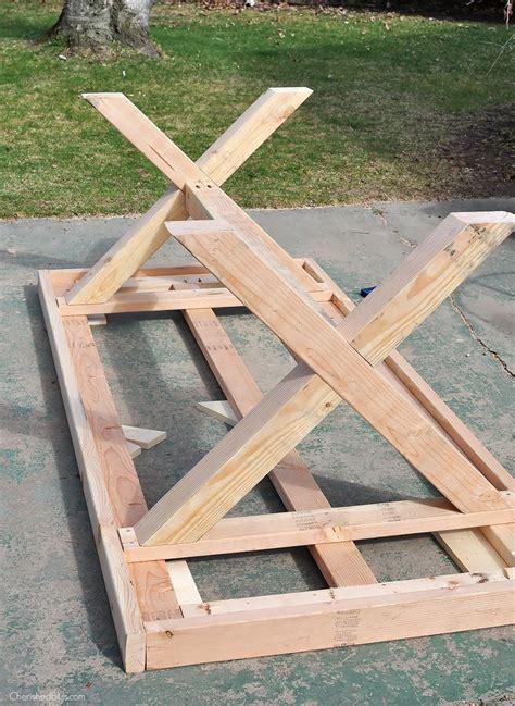 tips  making   outdoor furniture diy outdoor