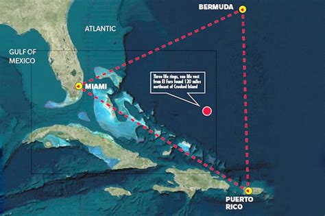 the mysterious bermuda triangle hookedoninspirations blog the mystery behind the disappearances in the bermuda