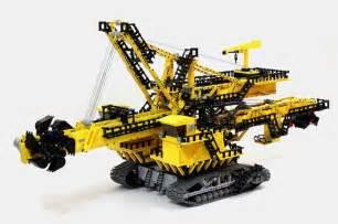 Lego Technic 4 Foot Lego Technic Er 1250 Wheel Excavator