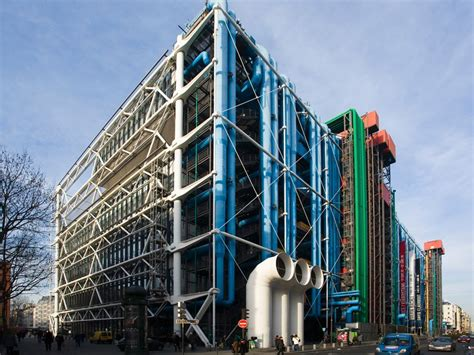 Home Design Plans With Cost To Build centre pompidou designing buildings wiki