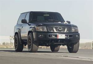 Nissan East 1000kw Nissan Patrol Is Your Everyday Drive In The Middle