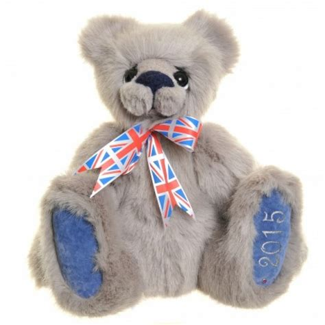 Handmade Teddy Bears Australia - lancaster kaycee bears plush uk ltd edition