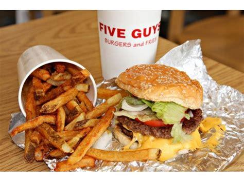 guys burgers  fries coming  meriden meriden