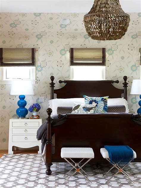 mixed wood bedroom furniture interior decorating style tips for your home