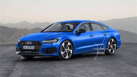 Audi S7 Mtm by 2019 Audi Rs7 Rendered Could Come With 700 Hp Hybrid