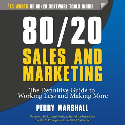 Mba Sales And Marketing Books by Free Books In Pdf 80 20 Sales And Marketing The