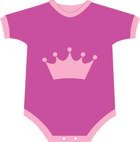 baby bodysuit baby shirt in pink baby pink clipart baby onesie pencil and in color pink