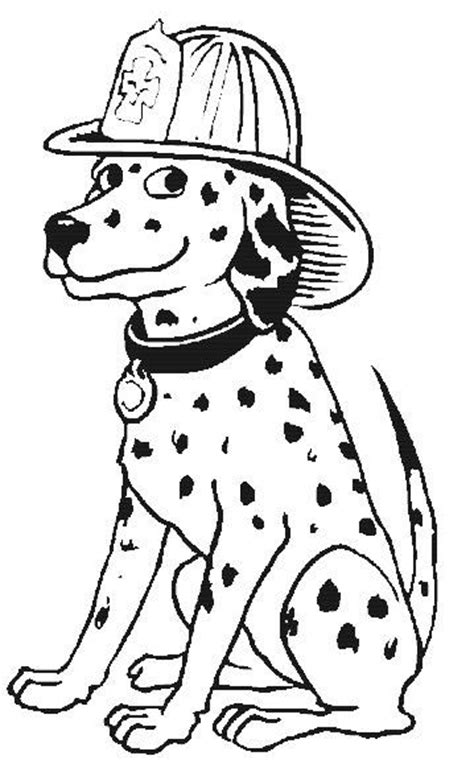 best photos of dalmatian fire safety printable fire
