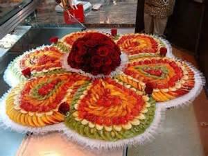 fruit decoration ideas flower fruit salad from home