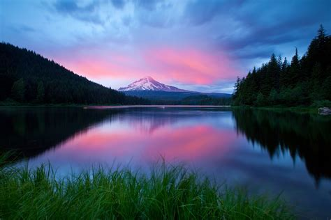 Pretty Places To Visit | mount hood oregon usa beautiful places to visit