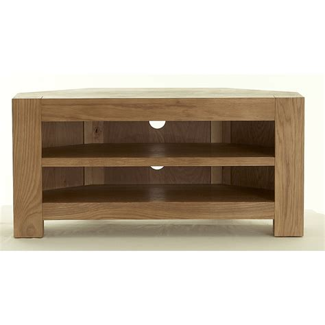 contemporary corner tv cabinets hstead solid oak living room furniture corner