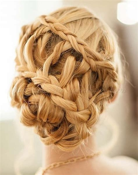 Wedding Hairstyles Quotes by Braided Wedding Hairstyles