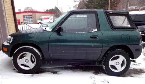 1998 Toyota Rav4 Soft Top For Sale Used 1998 Toyota Rav4 For Sale Carsforsale