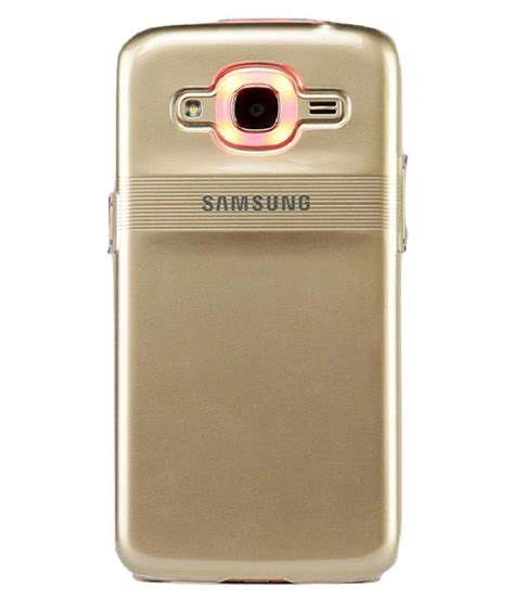 Softcase Chrome Samsung J2 2016 samsung galaxy j2 2016 soft silicon cases mercator transparent plain back covers at