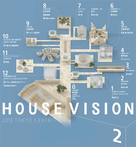 vision house house vision tokyo returns for summer 2016 to exhibit 12 home ideas archdaily