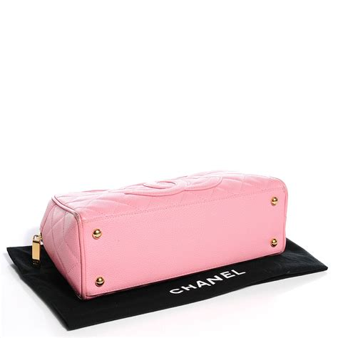 Caviar Shoo Pink chanel caviar quilted small bowler pink 95920