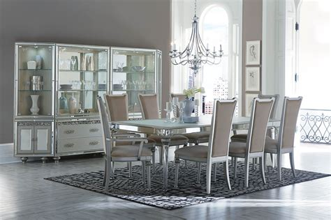 Bel Furniture Warehouse by Aico Bel Air Park Dining Set Collection