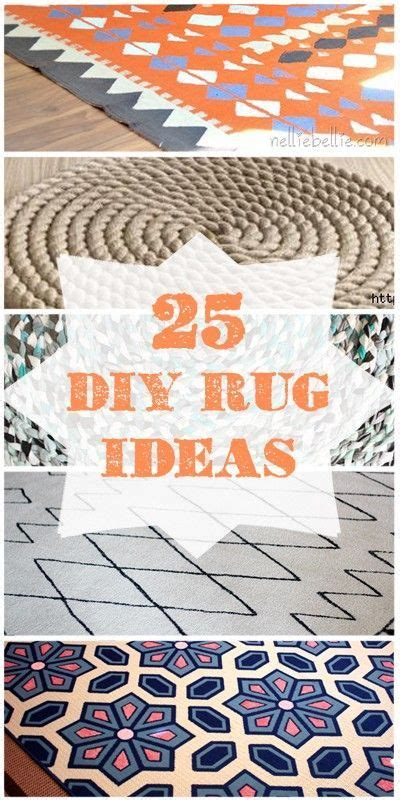 Diy Area Rug From Fabric Best 25 Diy Rugs Ideas On How To Make A Rug Diy Rag Rug Diy And Rugs