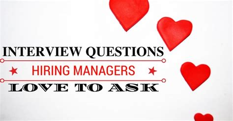 Hiring A Manager Questions Top 30 Questions Hiring Managers To Ask