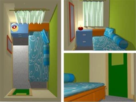 desain kamar mandi yg sempit 24 desain kamar tidur sempit minimalis ukuran 3x3 rumah