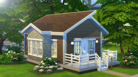build home 10k the sims 4 10k build challenge starter home