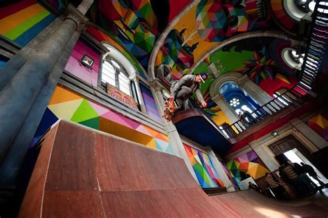 Kaos Skate 02 kaos temple a 100 year church in spain transformed