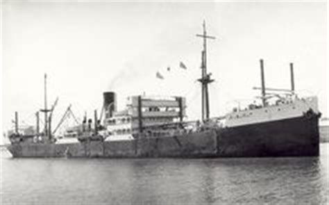boat transport hshire mv achilles a refrigerated cargo ship built by vickers