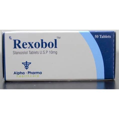 Rexobol Stanozolol Alpha Pharma 10mg Tabs Isi 50 Tabs Box comprare winstrol tabs 10 da getanabolics