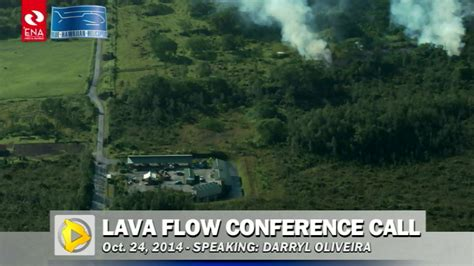 archive news video for friday 24 oct 2014 reuters video midday lava flow update friday oct 24