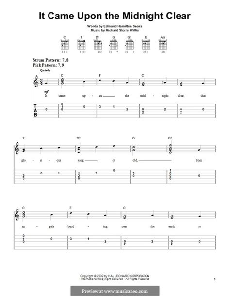 It Came With Upon Midnight Clear By Suzanne Brockman it came upon the midnight clear by r s willis sheet on musicaneo