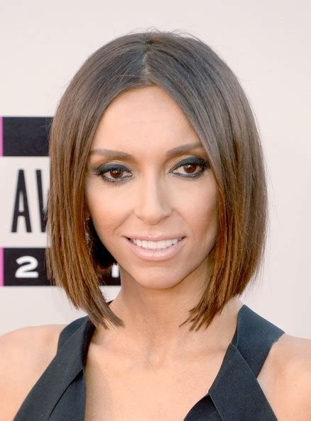 giuliana wavy bob haircut more pics of giuliana rancic bob 1 of 11 giuliana