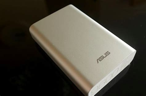 Powerbank Asus Nuklir asus enters the mobile accessory market with zenpower 9600 power bank