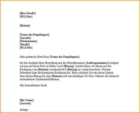 Anschreiben Vorlage Rechnung Formloses Anschreiben Vorlage Reimbursement Format
