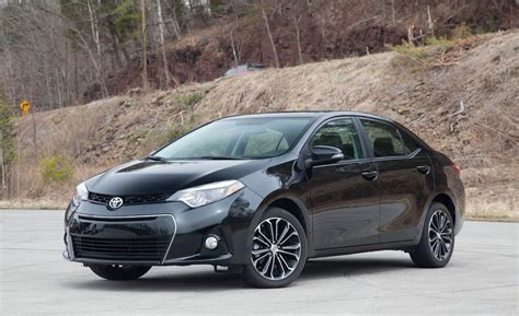 2014 toyota corolla s plus car and driver