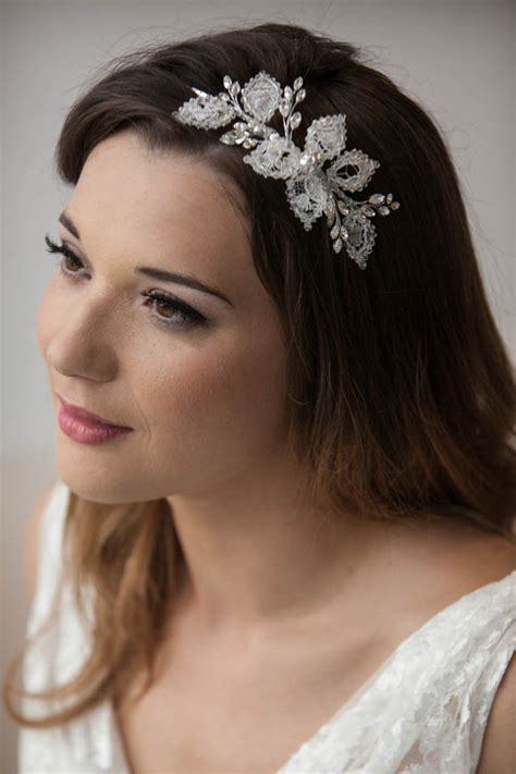 Vintage Wedding Hair Uk by Vintage Styler Bridal Accessories Boutique 10