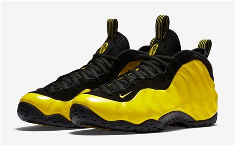 50 S Color Scheme by Nike Air Foamposite One Optic Yellow Release Date