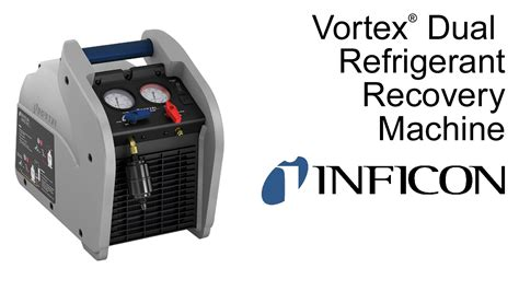 What Is A Refrigerant Recovery Machine by Refrigerant Recovery Machine Vortex Dual