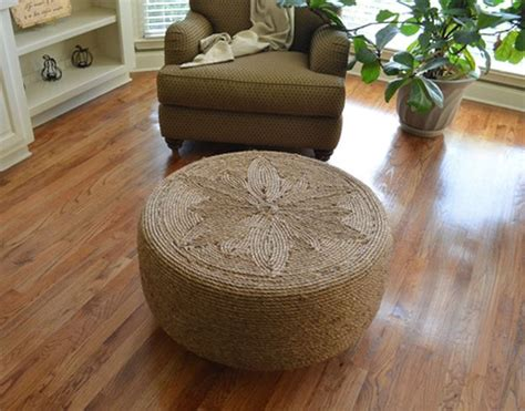 tyre ottoman easy recycled projects for home diy projects craft ideas how to s for home decor with videos