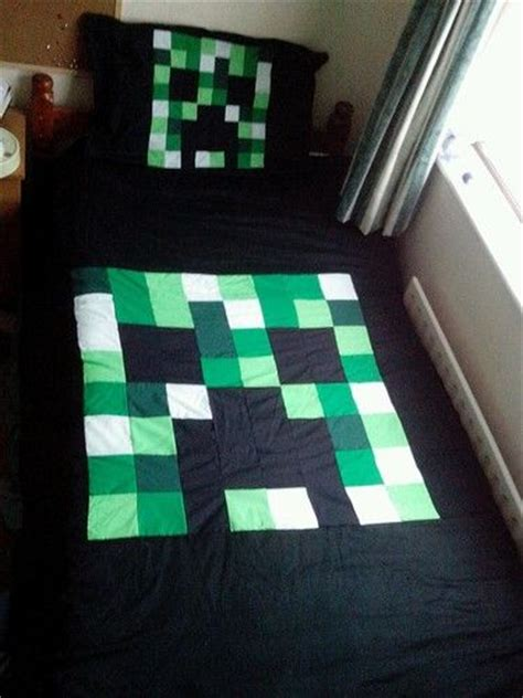 minecraft bed sheets 553 best images about minecraft room on pinterest