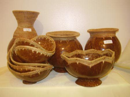 Batok Kaingesper Kain membuat kerajinan dari batok kelapa holidays oo