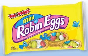 rite aid whoppers mini robin eggs easter candy    malted milk easter candy