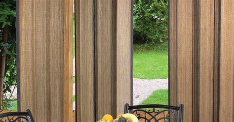 cortinas de bambu cortinas de bambu de exteriores tipo biombo decoracion