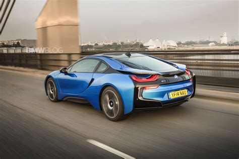 bmw supercar blue bmw i8 supercar 2 0 review by xcar